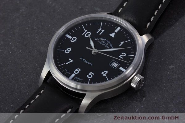 Used luxury watch Mühle Terrasport  steel automatic Kal. Sellita SW200-1 Ref. M1-37-60  | 153498 01