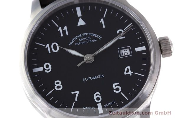 Used luxury watch Mühle Terrasport  steel automatic Kal. Sellita SW200-1 Ref. M1-37-60  | 153498 02