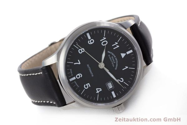 Used luxury watch Mühle Terrasport  steel automatic Kal. Sellita SW200-1 Ref. M1-37-60  | 153498 03