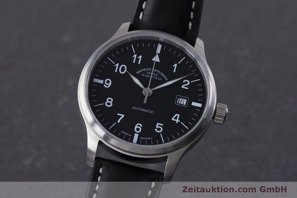 Used luxury watch Mühle Terrasport  steel automatic Kal. Sellita SW200-1 Ref. M1-37-60  | 153498 04