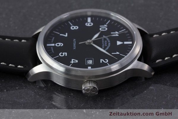 Used luxury watch Mühle Terrasport  steel automatic Kal. Sellita SW200-1 Ref. M1-37-60  | 153498 05