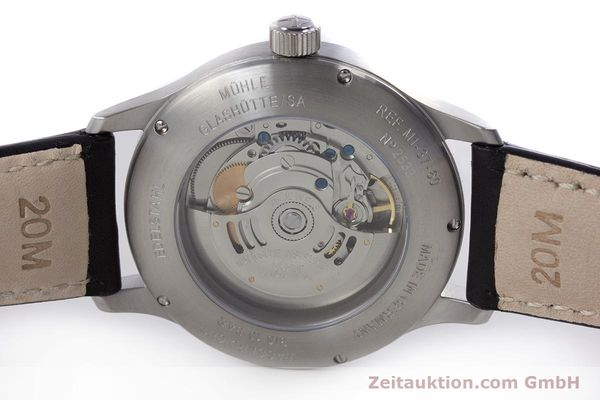 Used luxury watch Mühle Terrasport  steel automatic Kal. Sellita SW200-1 Ref. M1-37-60  | 153498 09