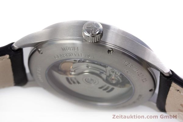 Used luxury watch Mühle Terrasport  steel automatic Kal. Sellita SW200-1 Ref. M1-37-60  | 153498 11