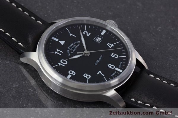 Used luxury watch Mühle Terrasport  steel automatic Kal. Sellita SW200-1 Ref. M1-37-60  | 153498 15