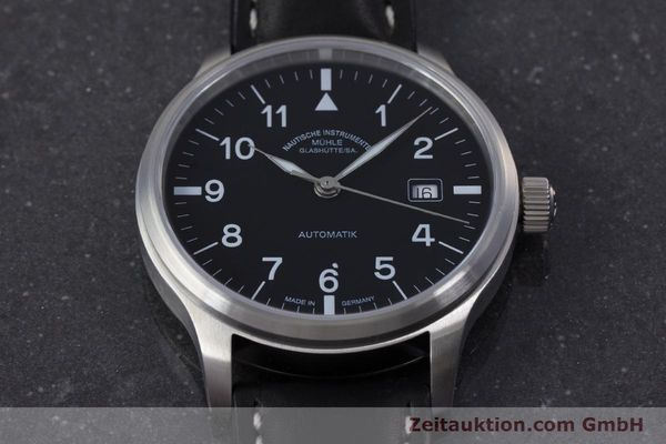 Used luxury watch Mühle Terrasport  steel automatic Kal. Sellita SW200-1 Ref. M1-37-60  | 153498 16