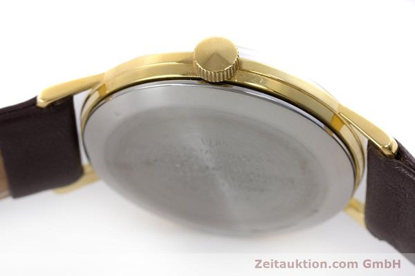 Used luxury watch Glashütte * gold-plated manual winding Kal. 70.1  | 153513 08
