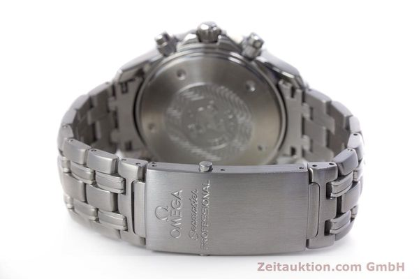 Used luxury watch Omega Seamaster chronograph steel automatic Kal. 1164 Ref. 25988000  | 153516 14