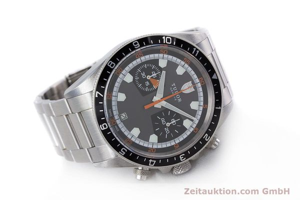 Used luxury watch Tudor Heritage Chronograph  chronograph steel automatic Kal. ETA 2892-A2 Ref. 70330/ 8270  | 153527 03
