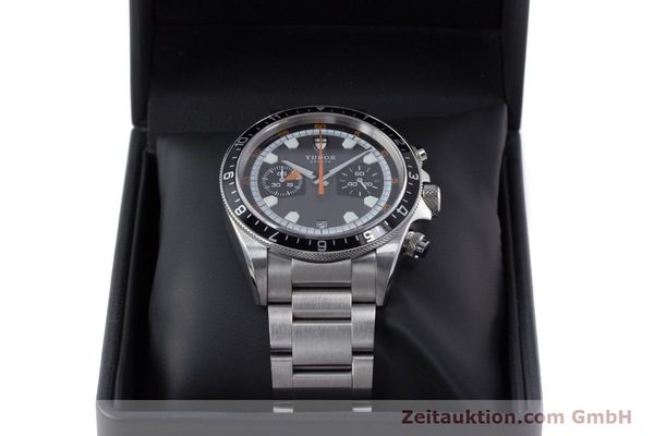 Used luxury watch Tudor Heritage Chronograph  chronograph steel automatic Kal. ETA 2892-A2 Ref. 70330/ 8270  | 153527 07