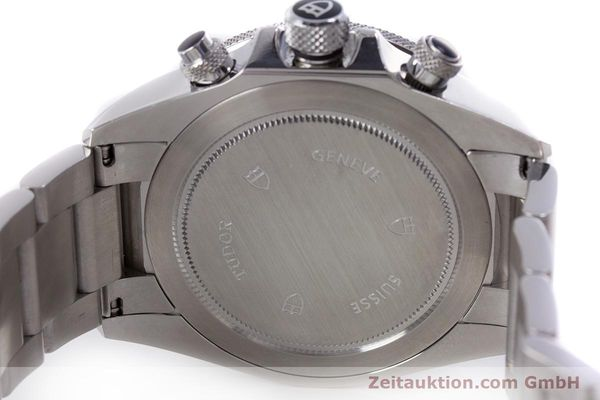 Used luxury watch Tudor Heritage Chronograph  chronograph steel automatic Kal. ETA 2892-A2 Ref. 70330/ 8270  | 153527 08