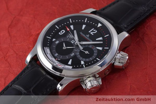 Used luxury watch Jaeger Le Coultre Master Compressor steel automatic Kal. 925 Ref. 146.8.83  | 153528 01
