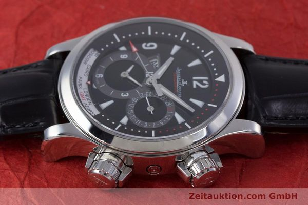 Used luxury watch Jaeger Le Coultre Master Compressor steel automatic Kal. 925 Ref. 146.8.83  | 153528 05