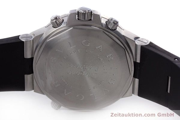 Used luxury watch Bvlgari Diagono steel automatic Kal. 312 TEEM Ref. GMT40S  | 153529 09
