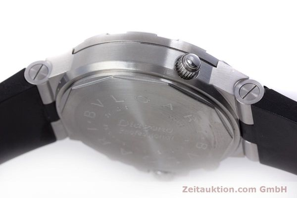 Used luxury watch Bvlgari Diagono steel automatic Kal. 312 TEEM Ref. GMT40S  | 153529 11