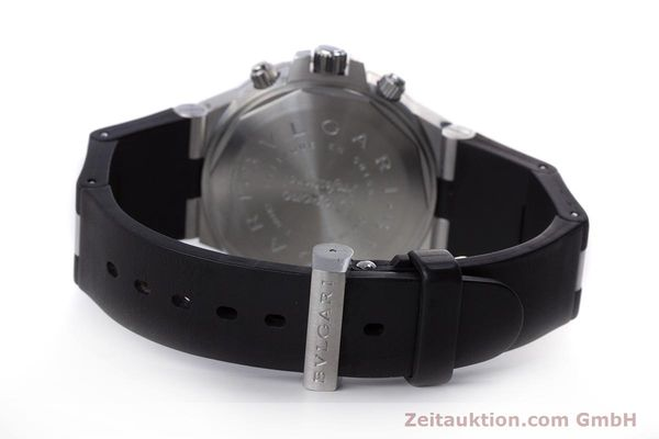 Used luxury watch Bvlgari Diagono steel automatic Kal. 312 TEEM Ref. GMT40S  | 153529 12