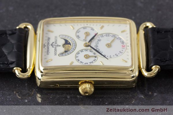 Used luxury watch Ulysse Nardin Michelangelo 18 ct gold automatic Kal. 16-5 Ref. 161-42  | 153532 05