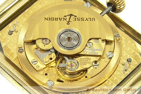 Used luxury watch Ulysse Nardin Michelangelo 18 ct gold automatic Kal. 16-5 Ref. 161-42  | 153532 10