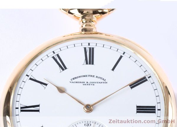 Used luxury watch Vacheron & Constantin Pocket Watch 18 ct gold manual winding  | 153534 01