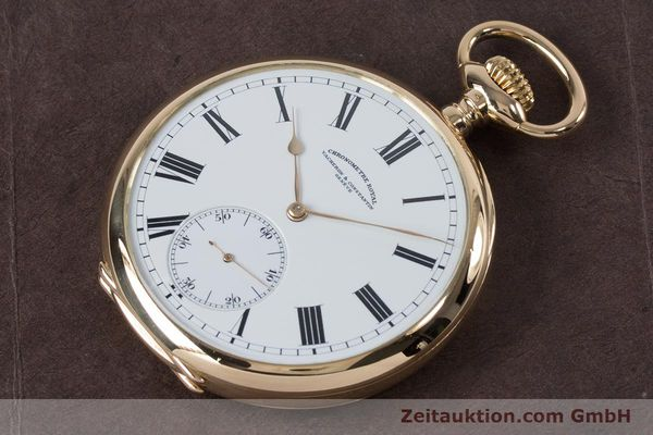 Used luxury watch Vacheron & Constantin Pocket Watch 18 ct gold manual winding  | 153534 02