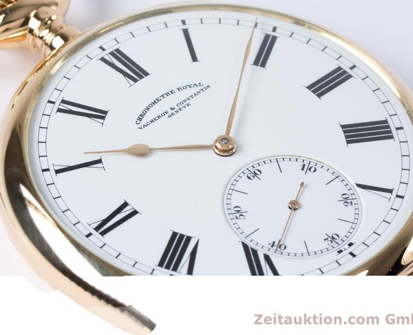 Used luxury watch Vacheron & Constantin Pocket Watch 18 ct gold manual winding  | 153534 03