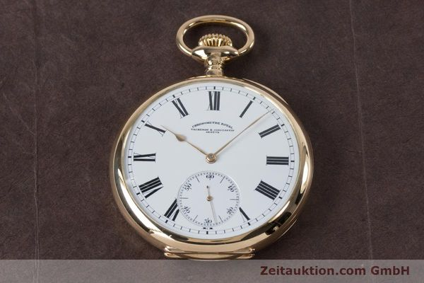 Used luxury watch Vacheron & Constantin Pocket Watch 18 ct gold manual winding  | 153534 04