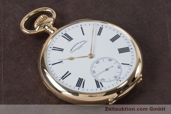 Used luxury watch Vacheron & Constantin Pocket Watch 18 ct gold manual winding  | 153534 05