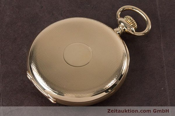 Used luxury watch Vacheron & Constantin Pocket Watch 18 ct gold manual winding  | 153534 06