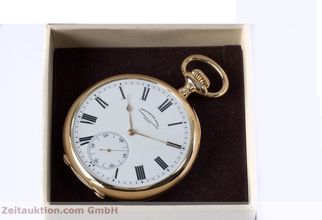 Used luxury watch Vacheron & Constantin Pocket Watch 18 ct gold manual winding  | 153534 08
