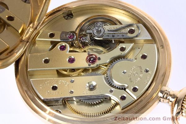 Used luxury watch Vacheron & Constantin Pocket Watch 18 ct gold manual winding  | 153534 10