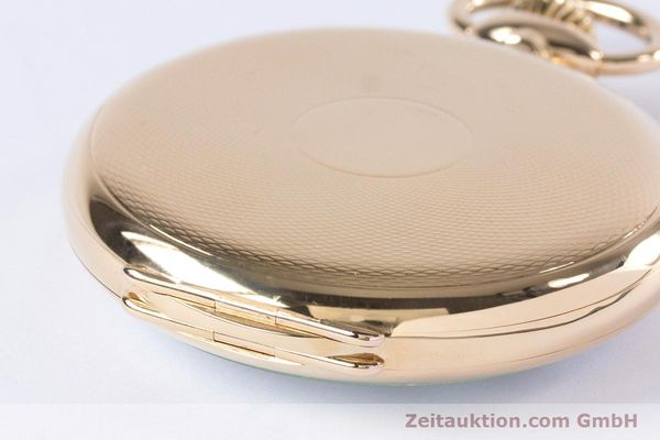 Used luxury watch Vacheron & Constantin Pocket Watch 18 ct gold manual winding  | 153534 14