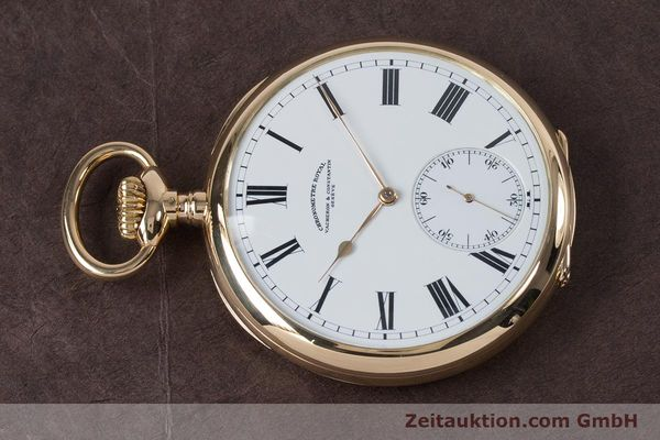 Used luxury watch Vacheron & Constantin Pocket Watch 18 ct gold manual winding  | 153534 17