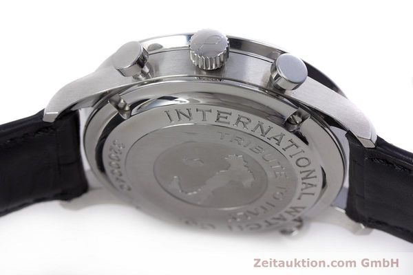 Used luxury watch IWC Portugieser chronograph steel automatic Kal. 76240 Ref. 3712  | 153536 11