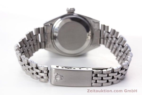 Used luxury watch Rolex Lady Date steel / white gold automatic Kal. 2030 Ref. 6917  | 153540 12