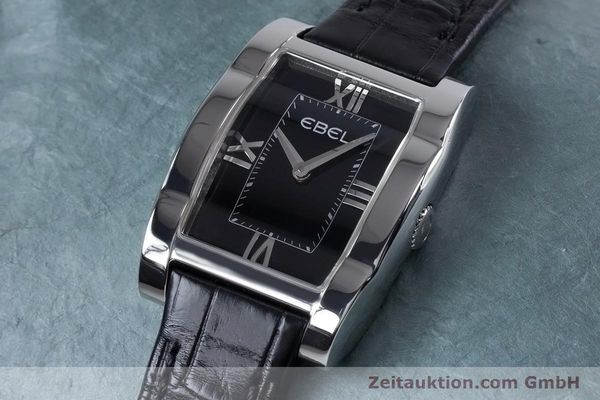Used luxury watch Ebel Tarawa steel quartz Kal. 656 Ref. 9656J21  | 153547 01