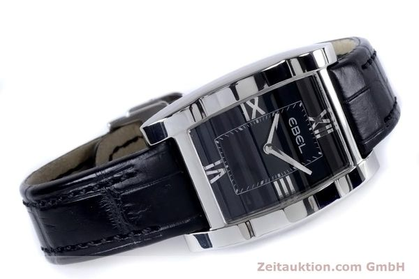 Used luxury watch Ebel Tarawa steel quartz Kal. 656 Ref. 9656J21  | 153547 03