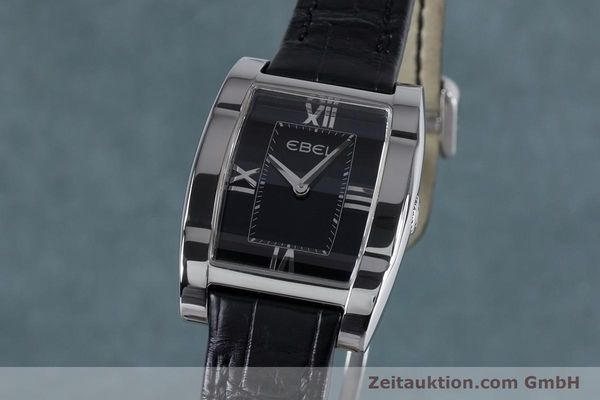 Used luxury watch Ebel Tarawa steel quartz Kal. 656 Ref. 9656J21  | 153547 04