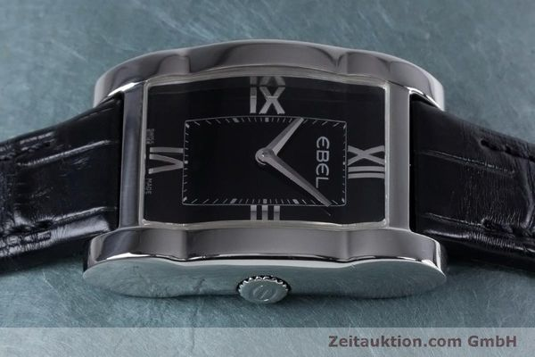 Used luxury watch Ebel Tarawa steel quartz Kal. 656 Ref. 9656J21  | 153547 05