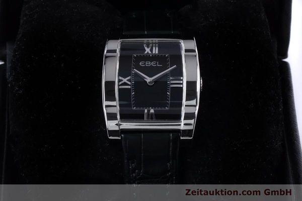 Used luxury watch Ebel Tarawa steel quartz Kal. 656 Ref. 9656J21  | 153547 07