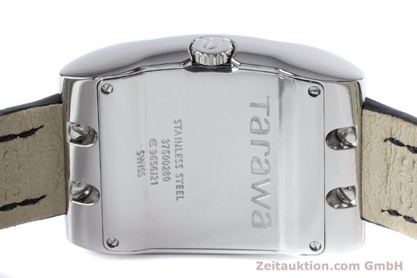 Used luxury watch Ebel Tarawa steel quartz Kal. 656 Ref. 9656J21  | 153547 09