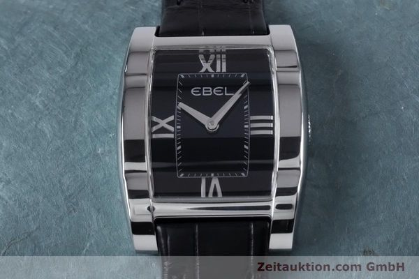 Used luxury watch Ebel Tarawa steel quartz Kal. 656 Ref. 9656J21  | 153547 13
