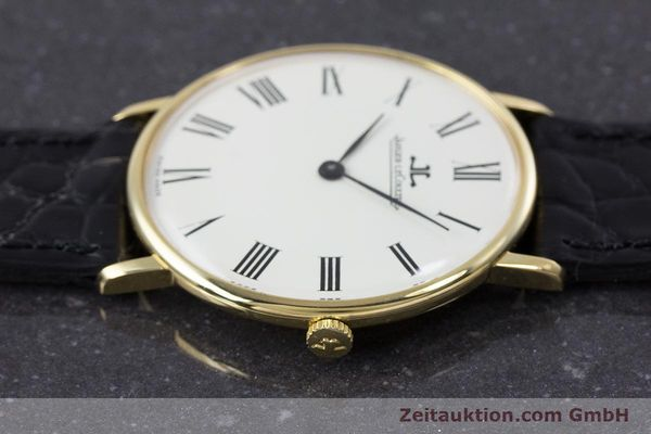 Used luxury watch Jaeger Le Coultre * 18 ct gold manual winding Kal. 818/3 Ref. 9124 21  | 153549 05