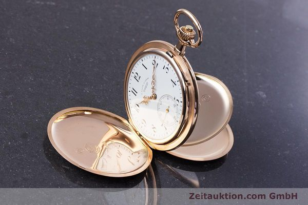 Used luxury watch A. Lange & Söhne ALS Pocket Watch 18 ct red gold manual winding Kal. 43  | 153552 03