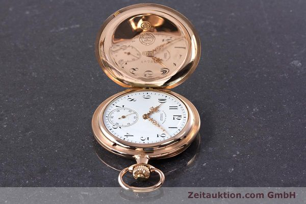 Used luxury watch A. Lange & Söhne ALS Pocket Watch 18 ct red gold manual winding Kal. 43  | 153552 05