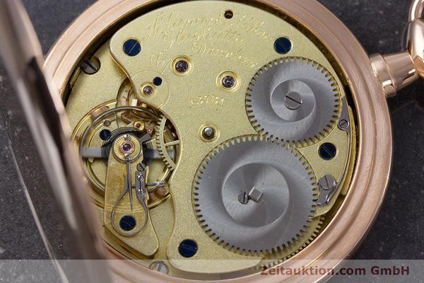 Used luxury watch A. Lange & Söhne ALS Pocket Watch 18 ct red gold manual winding Kal. 43  | 153552 09