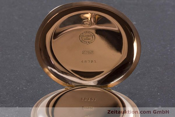 Used luxury watch A. Lange & Söhne ALS Pocket Watch 18 ct red gold manual winding Kal. 43  | 153552 10