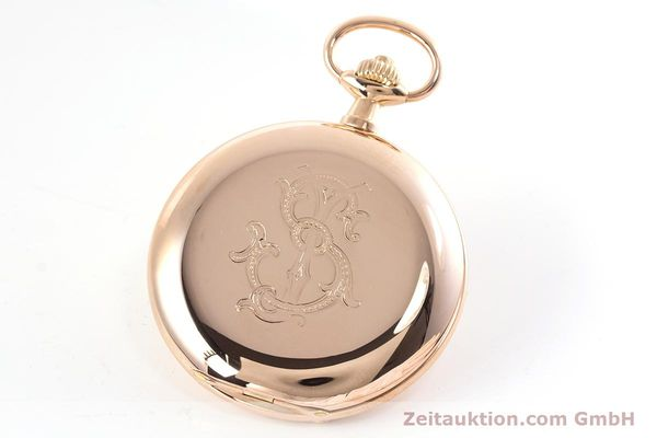 Used luxury watch A. Lange & Söhne ALS Pocket Watch 18 ct red gold manual winding Kal. 43  | 153552 13