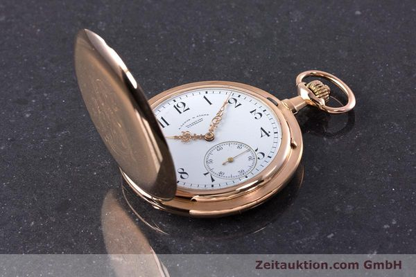 Used luxury watch A. Lange & Söhne ALS Pocket Watch 18 ct red gold manual winding Kal. 43  | 153552 17