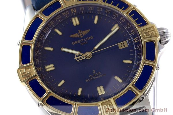 Used luxury watch Breitling J-Class steel / gold automatic Kal. B10 ETA 2892A2 Ref. D10067  | 153562 02