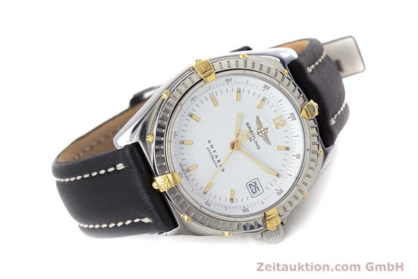 Used luxury watch Breitling Antares steel / gold automatic Kal. B10 ETA 2892 A2 Ref. B10048  | 153569 03