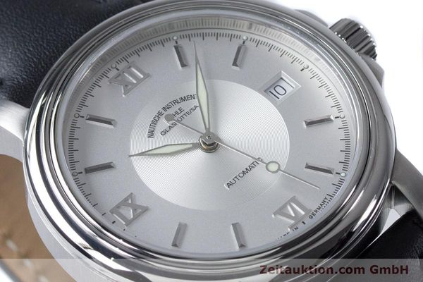 Used luxury watch Mühle Mercurius steel automatic Kal. Sellita SW200-1 Ref. M1-24-20  | 153602 02